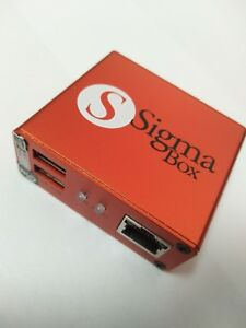 Détails : Sigma box+9 cables activated pack 1 for Alcatel,Motorola,ZTE  &other MTK