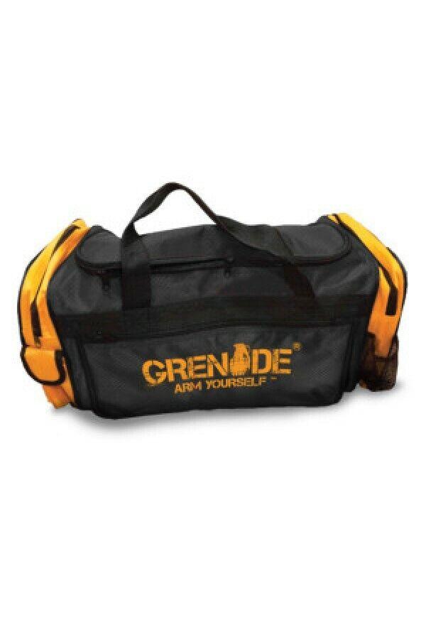 Grenade gym bag Mens Stylish Gym Sports Training Travel Shoulder Bags