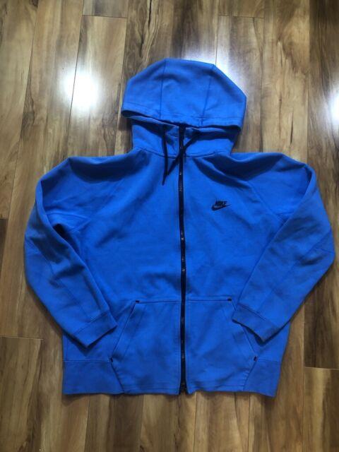 Nike Tech Fleece AW77 Full Zip Men's Hoodie 545981 665