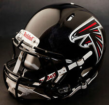 ATLANTA FALCONS NFL Riddell SPEED Football Helmet (with S2EG Facemask)