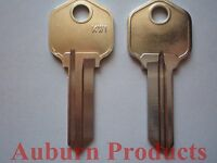Kw1 Kwikset Key Blanks Brass / Pkg. Of 39 / Free Shipping