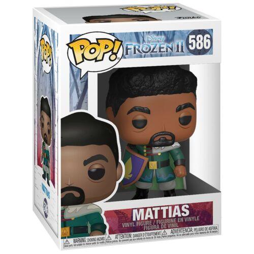 Funko congelés 2 Pop Vinyle Disney Mattias figurine #586