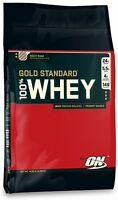 Optimum Nutrition 100% Whey 10lbs - Whey Protein Powder - Muscle Building