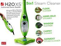 Danoz H20 X5 Lite Steamer [green] + 12 Months Warranty✓ Authentic✓ 5-in-1✓