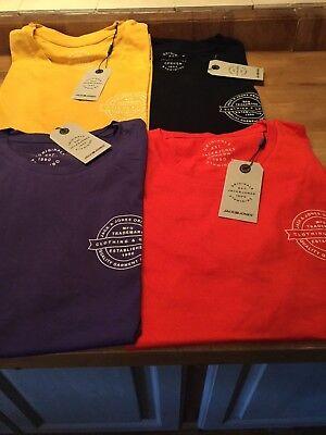 Jack /& Jones Booster t shirt 4 colours S-XXL