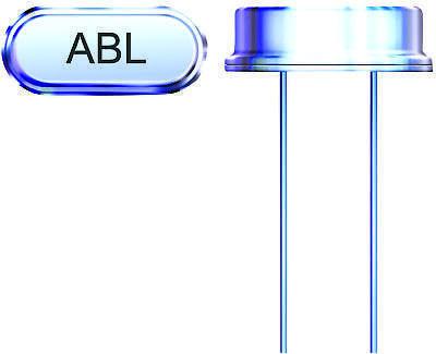 10MHZ 18PF THROUGH HOLE ABRACON AB-10.000MHZ-B2 CRYSTAL 5 pieces