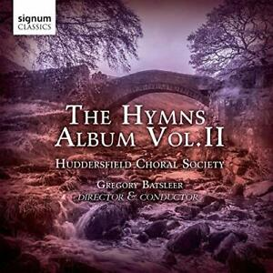 HUDDERSFIELD-CHORAL-SOCIETY-CHRISTOPHER-STOKES-G-THE-HYMNS-ALBUM-VOL-2-CD