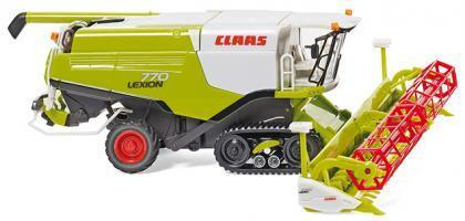 Wking 038912 h0 cosechadoras Claas lexion 770 TT con V 1050 cereales dolo