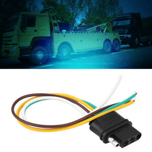 Pin Trailer Wiring Harness Kit on 4 pin to 7 pin trailer wiring, 13 f250 7 pin wire harness, 4 pin cable, 4 pin trailer wiring connectors, 4 pin trailer controller, 4 pin trailer wiring problems, ford fiesta trailer hitch light harness,