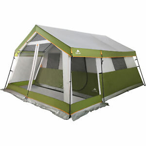 Buy Ozark Trail 8 Person Instant Cabin Family Camp Tent With Large