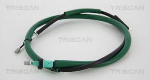 Commande à câble frein de stationnement pour freinage TRISCAN 8140 12131