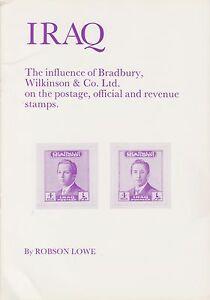 Iraq-the-Influence-of-Bradbury-Wilkinson-by-Robson-Lowe-NEW