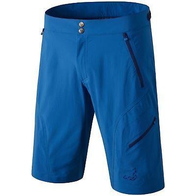 NEW Dynafit TRANSALPER Durastretch SoftShell Red Mens XL Hiking Shorts Msrp$100