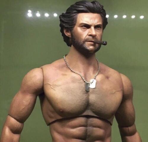 1//6 Logan Wolverine Collier Dog Tag pour x men PHICEN WORLDBOX Hot Toys ❶ USA ❶