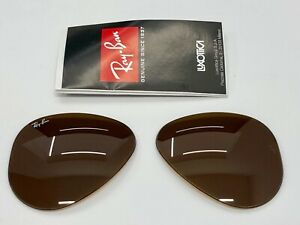 Lenses Replacement Ray-ban RB8307 & RB3025 001/33 55 Lens Lenti | eBay