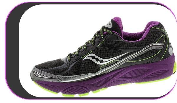 Zapatos promocionales para hombres y mujeres Chaussures De Running Jogging De Course Sport Saucony Ride 7 GTX Femme