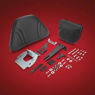 Show Chrome Accessories 52-920T Quick Detach Tall Backrest for 2018 Honda Goldwing