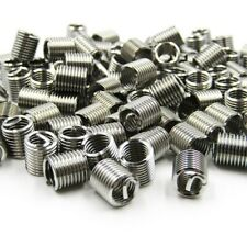 Insert Length Thread Insert Wire Metric Coarse Screw Helicoil 50pc High Quality