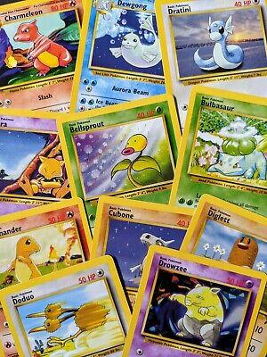 Vulpix 99//130 Base Set 2 WOTC MINT//MINT Pokemon TCG