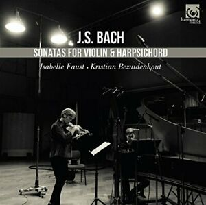 Isabelle-Faust-J-S-Bach-Sonatas-For-Violin-and-Harpsichord-CD