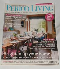 PERIOD LIVING APRIL 2008  - GUIDE TO DINING CHAIRS/ANTIQUE RUGS