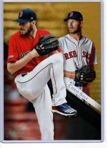 Chris-Sale-2019-Topps-Gold-Label-Class-One-5x7-Gold-9-10-Red-Sox