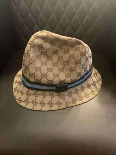 gucci bucket hat - image 1