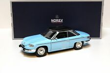 1:18 Norev Panhard 24 CT Coupe 1964 toledo blue NEW bei PREMIUM-MODELCARS