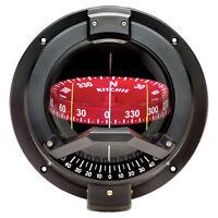 Ritchie Bn-202 Navigator Compass Marine Sailboat Bulkhead Mount With Clinometer
