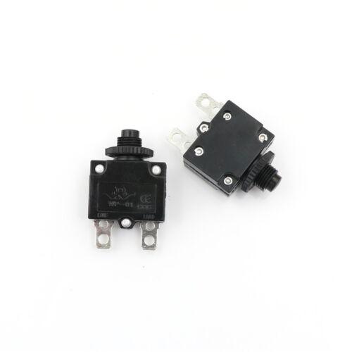 125//250V Circuit Thermal Breaker Thermal Protector For GeneratoYJUS