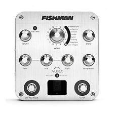 Fishman PROAURSPC Aura Spectrum Acoustic Guitar DI Pedal EQ GENTLY USED