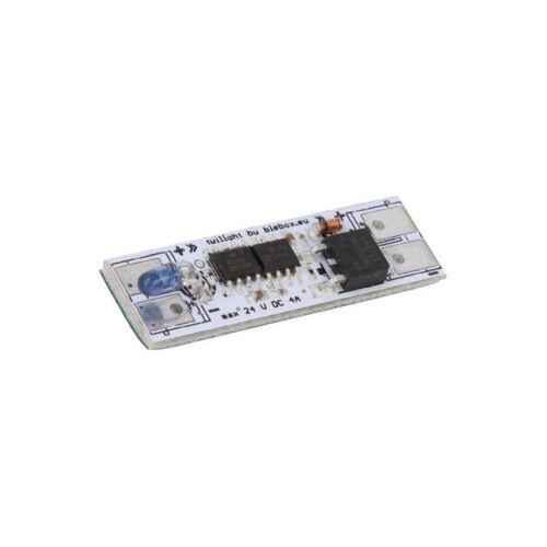 Twilightswitch crepúsculo interruptor ip00 12-24vdc en el perfil de LED 36x10x3mm blebox