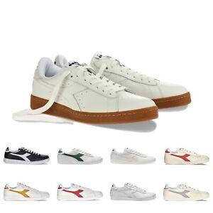 Scarpe-Diadora-Game-L-Low-Waxed-Sneakers-uomo-donna-vari-colori-piu-taglie