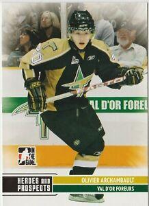 Olivier-Archambault-2009-2010-Foreurs-Val-D-039-Or-QMJHL-card-146