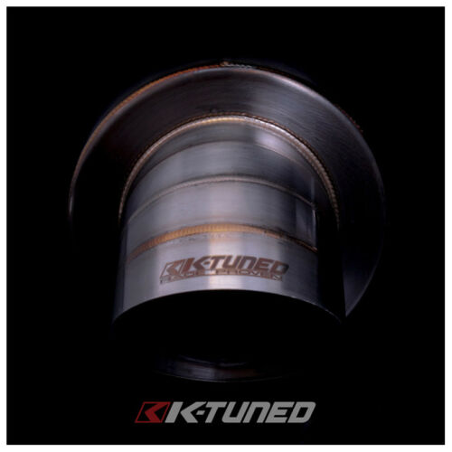 """3/"""" K-Tuned Couverture muffer"""