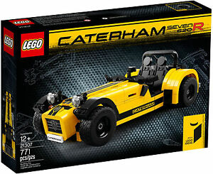 Idées Lego - 21307 Caterham Seven 620r New & Ovp Exclusive