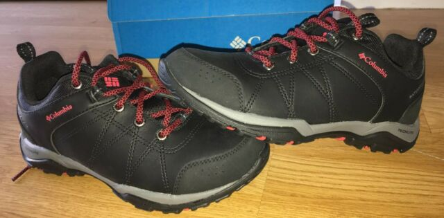 Columbia FIRE VENTURE WATERPROOF W Womens Fire Venture Waterproof Low Hiking SZ6
