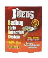 Catchmaster Bedbug Early Detection System 6 Monitors Mpn 506 Traps