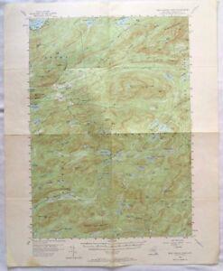 US-Geological-Survey-topographic-map-WEST-CANADA-LAKES-NY-1954-Adirondacks