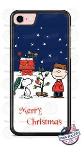 Charlie-Brown-Snoopy-Christmas-Tree-Xmas-Phone-Case-Cover-for-iPhone-Xs-Max-etc