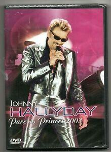 JOHNNY-HALLYDAY-DVD-NEUF-PARC-DES-PRINCES-2003
