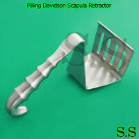 Pilling Davidson Scapula Retractor 3.5 Stainless Steel Surgical Instruments