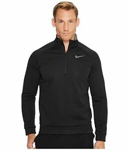 Sz en Therma para Camiseta L Sphere Nike S 1 entrenamiento hombre M de cremallera 4 010 con negro 860513 Bq1ZqwOx