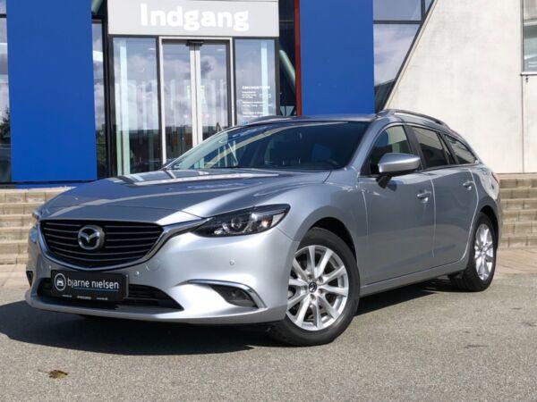 Mazda 6 2,2 Sky-D 150 Vision stc. - billede 1