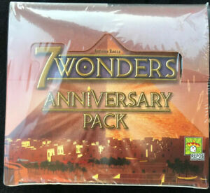 Amazon.com: 7 Wonders: Leaders Anniversary Pack: Toys & Games