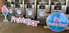 2012 Taylor C723 33 Soft Serve Frozen Yogurt Ice Cream Machine Air Cooled