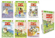 Henry and Mudge: Henry and Mudge Collector's Set #2 : Henry and Mudge Get the Cold Shivers; Henry and Mudge and the Happy Cat; Henry and Mudge and the Bedtime Thumps; Henry and Mudge Take the Big Test; Henry and Mudge and the Long Weekend; Henry and Mudge and the Wild Wind by Cynthia Rylant (2016, Paperback, Combined Volume (omnibus edition))