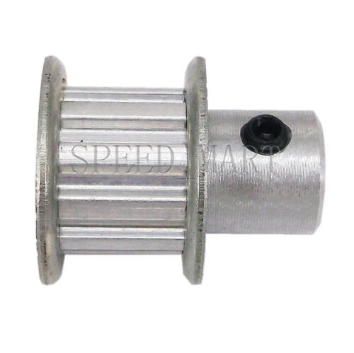2 pcs XL XL12 Timing Pulleys 12 Tooth 8mm Bore /& 110XL Belt for Stepper Motor