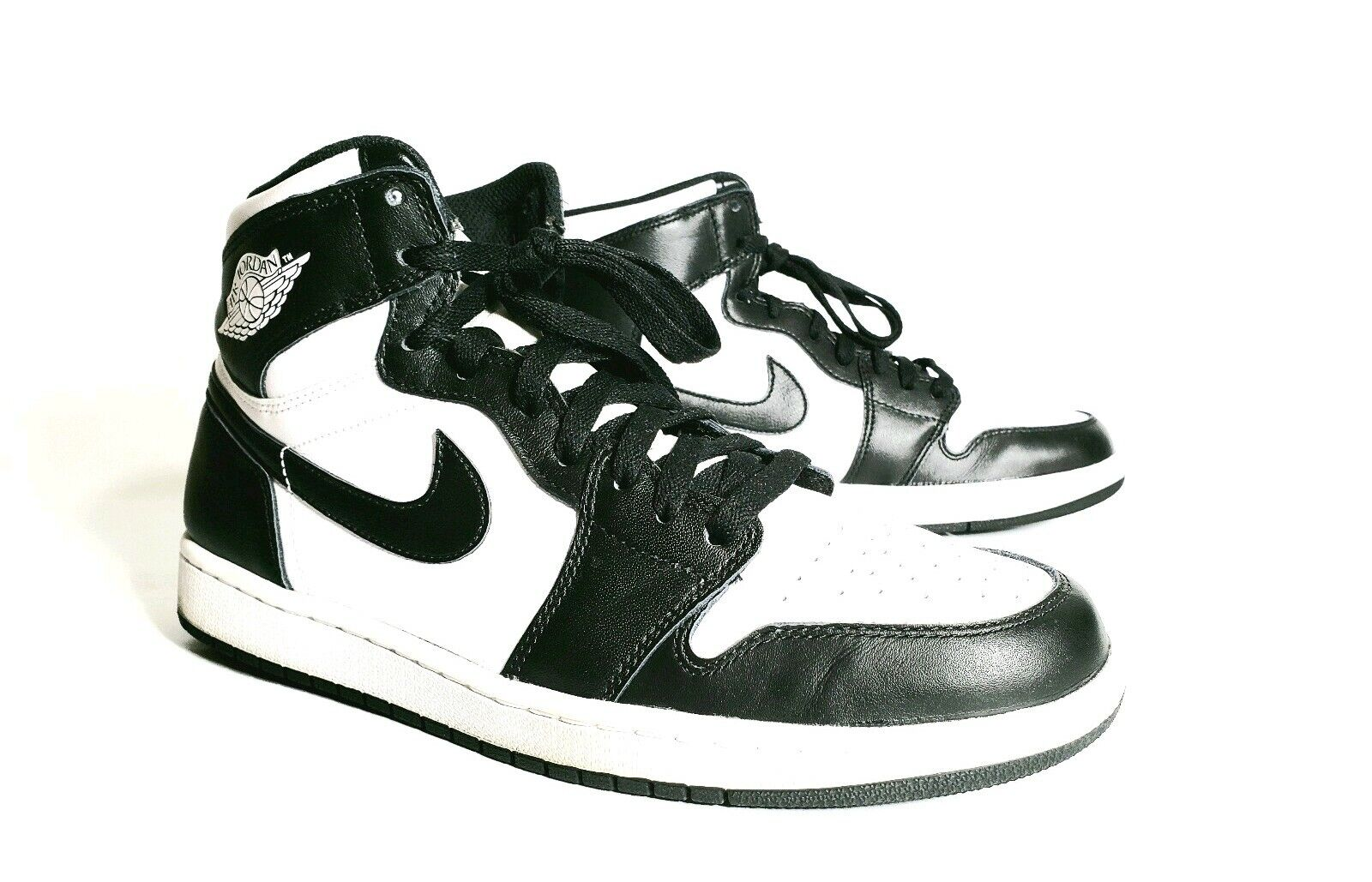 Air Jordan 1 High OG Retro White Black 2014 Size 10 yeezy supreme vtg vnds off