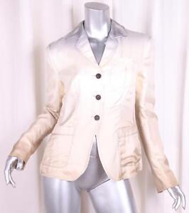 3f4ca87be09 Image is loading PRADA-Womens-Classic-Cream-Ombre-Gradient-Silk-Three-